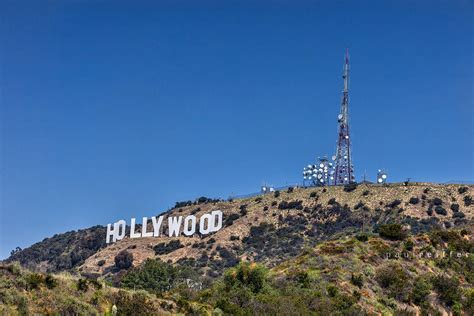 photographing the hollywood sign a los angeles landmark