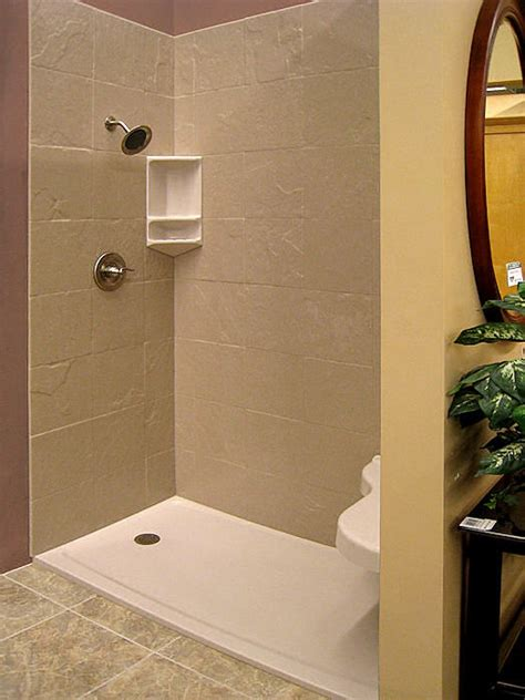 Shower Is Low by Low Threshold Shower Base Walls Bathroom Ideas