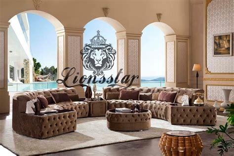 Luxus Sofa luxus sofa rund lionsstar gmbh