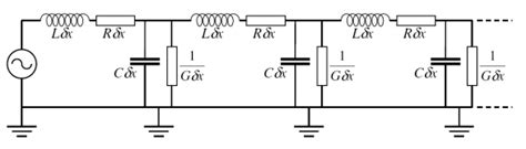 inductor transmission line model high voltage what is residual power electrical