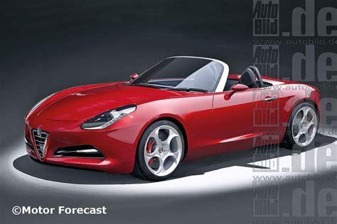 Alfa Romeo Roadster by 2015 Alfa Romeo Duetto Roadster Page 2