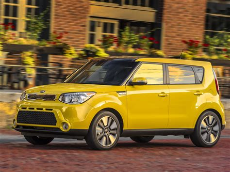 Kia Souls 2014 Kia Soul 2014 Car Image 82 Of 180 Diesel Station