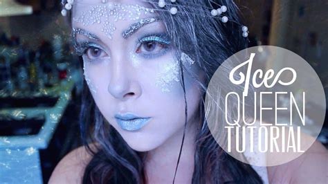 tutorial makeup queen ice queen makeup tutorial jackyohhh youtube