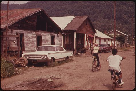 Wv Archives Records File Rand Wv With Much Of Its Population Living In Poverty Has Many Unpaved Roads