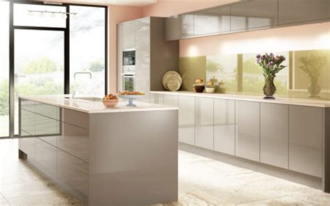 high gloss kitchen cabinet grey http makerland org tremendeous high gloss kitchen doors made to measure at