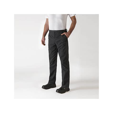 pantalon de cuisine robur pantalon de cuisine 224 pince noir 233 robur