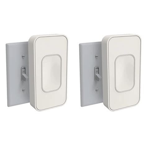 switchmate toggle smart light switch switchmate snap on instant smart light switch that listens