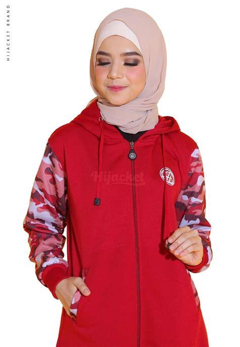 Jaket Wanita Hijacket Beautix Ruby Hj Bx camouflashion ruby distributor jaket bandung