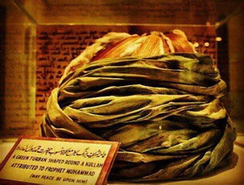 prophets pbuh favorite color  turban