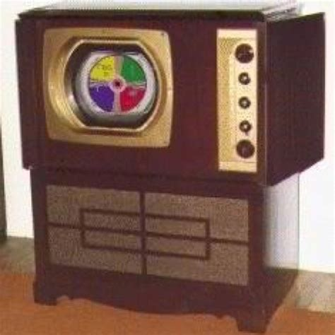 color tv introduced in america 1951 the 50 s