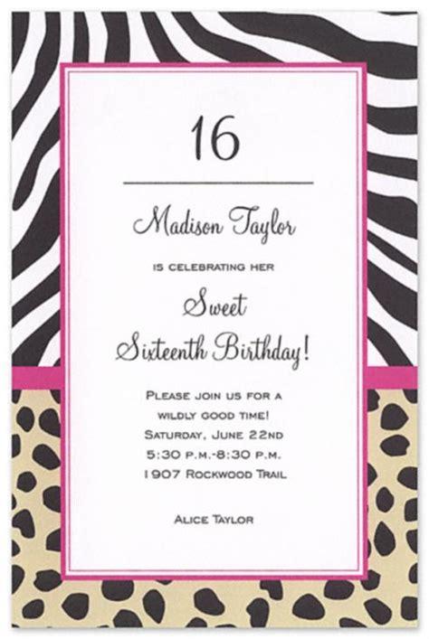 sweet 16 invitation quotes quotesgram
