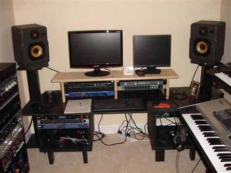 studio on home recording studios