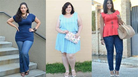 plus para asignaciones familiares 2016 moda plus size 2016 ropa para gorditas youtube