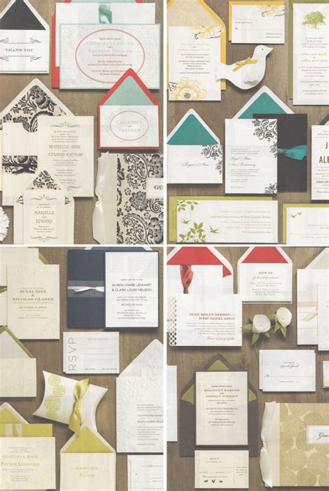 Paper Source Paper Wedding by 2011 Archives Invitation Crush