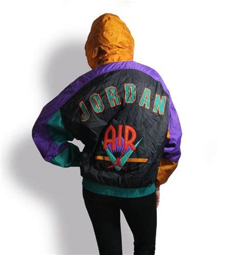 colorful nike jacket air nike 90 s vintage colorful windbreaker jacket