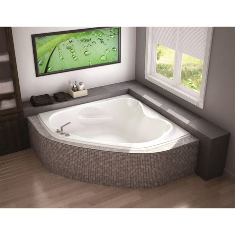 regular bathroom maax 102935 000 vichy 60 x 60 regular soaking tub