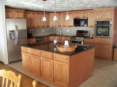 kitchen island ideas on a budget split level kitchen remodel on a budget for the home