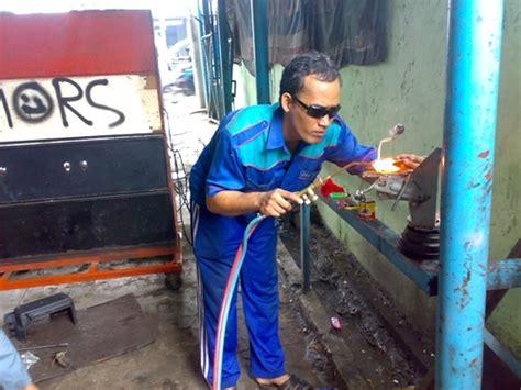 Catok Pipa No 4 Nankai las aluminium untuk ac mobil spesialis ac mobil servis