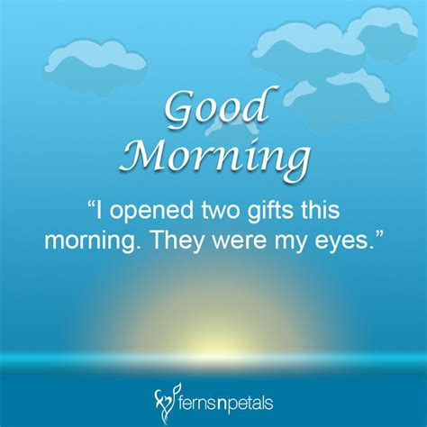 good morning quotes wishes messages images