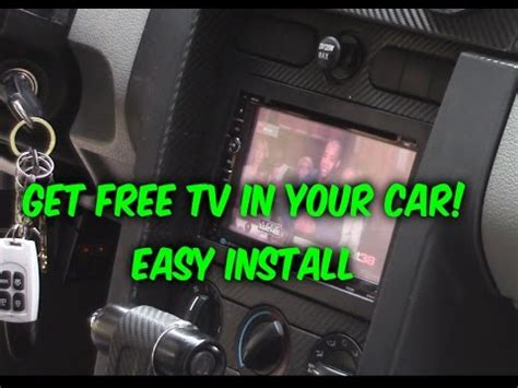 how to install tv in car how to setup chromecast full screen mirroring to head u