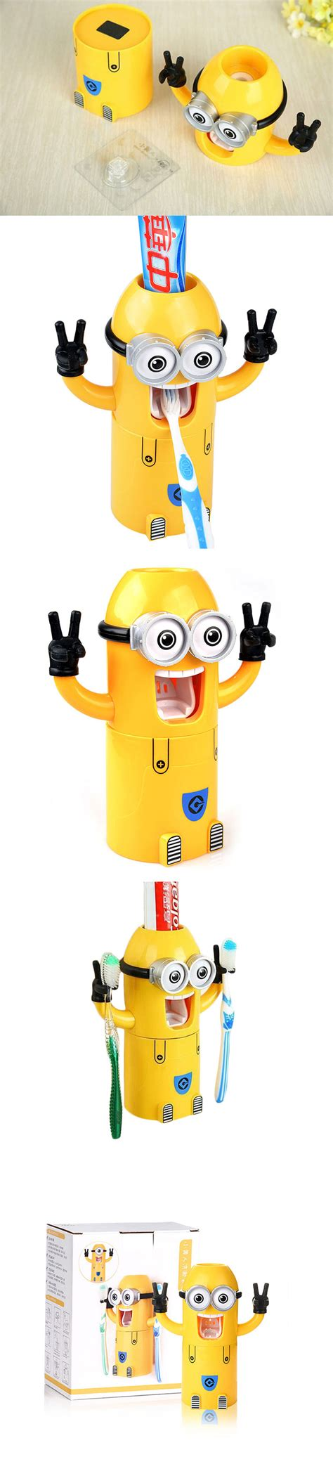 minion office buy minion toothpaste dispenser in india bonzeal