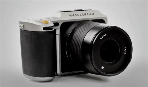 hasselblad medium format the livestream of the hasselblad x1d medium format