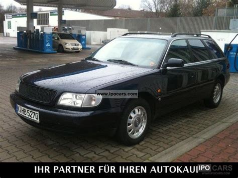 auto air conditioning service 1996 audi a6 transmission control 1996 audi a6 avant 2 8 automatic climate car photo and specs