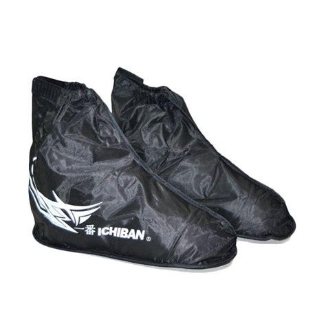 jual ichiban cover sepatu black harga kualitas terjamin blibli