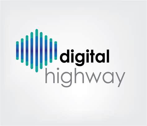 logo design digital serious modern logo design for adm by joydesigns design
