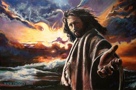 my god walks on water wednesday after epiphany 07 jan 1 john 4 11 18 mark 6