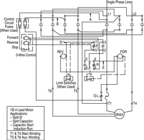 square d 3 phase motor starter wiring diagram circuit