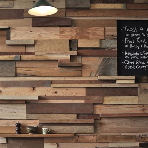 wall of wood 30 creative and stylish wall decorating ideas blog of