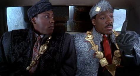 Zamnirda Black x blaxploitation black cinema coming to america