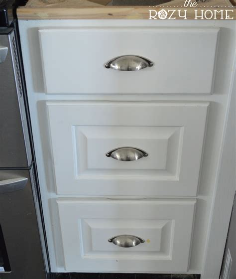 trim for kitchen cabinets easy and inexpensive cabinet updates adding trim to