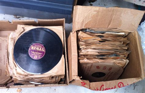 Records Nz The Basic Value Of 78rpm Records In New Zealand