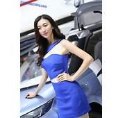 2014 Guangzhou Auto Show The China Car Girls Second Load
