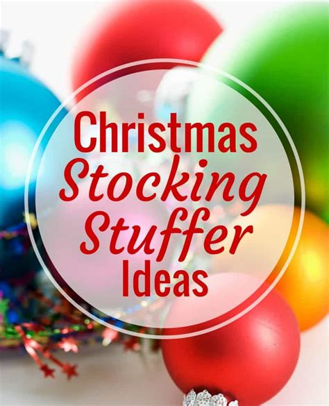 stocking stuffer ideas for him under 10