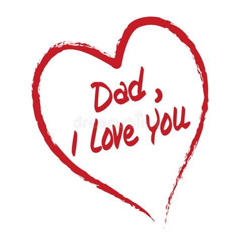imagenes de i love you father papa je t aime photos libres de droits image 2315798