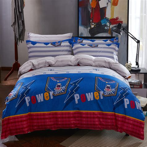Blue Quilts And Comforters by 2015 Power Bedding Blue And White And Blue Comforters And