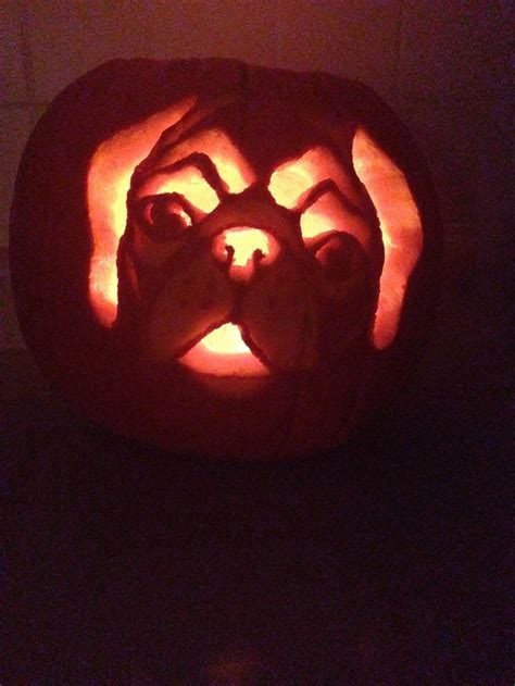 pug pumpkin stencil 17 best images about pug carving stencils on pumpkin carving patterns