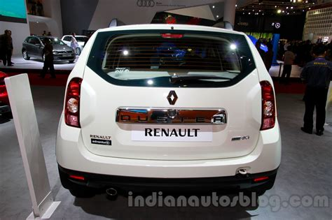renault indonesia renault duster awd launch on september 24 shown at iims