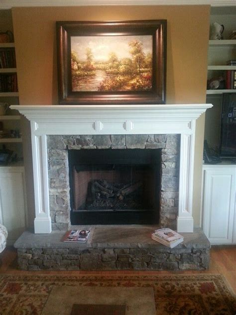 fireplace with hearth fireplace with raised hearth home