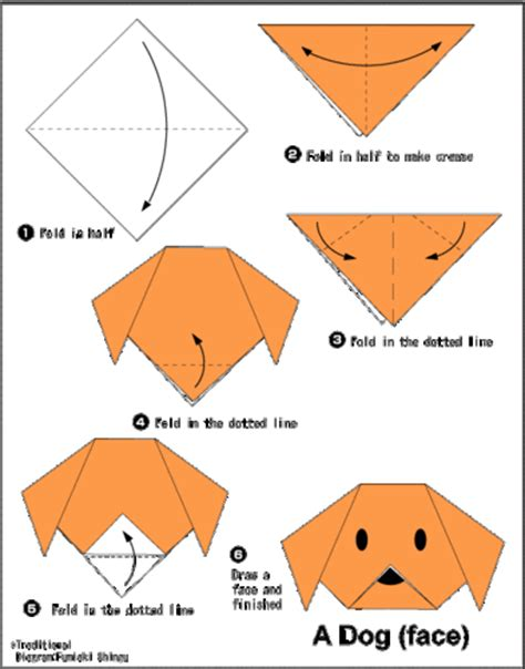 De Origami - origamicreativo fijuras faciles de origami