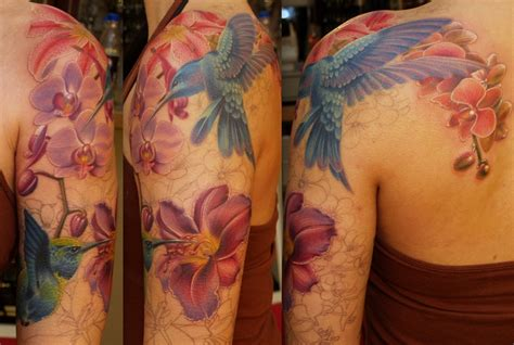 floral half sleeve tattoo sleeve tattoos for tattoos