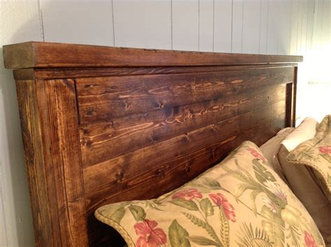 wood panel headboard diy ana white reclaimed wood headboard queen diy projects