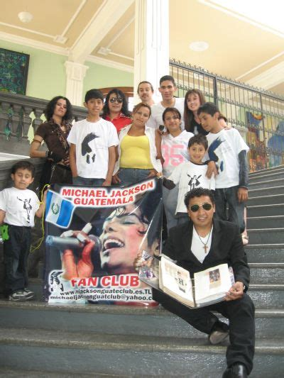 michael jackson fan club michael jackson guatemala fan club michael jackson