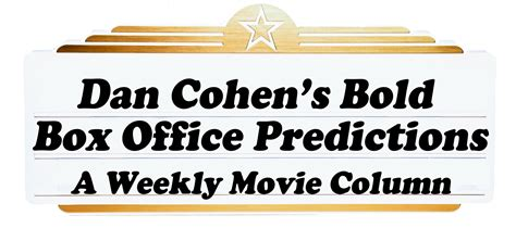 Box Office Forecast by Box Office Predictions Logan Is Going To Slice The