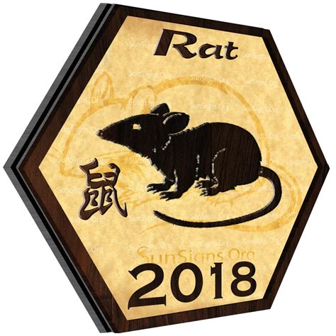 new year rat 2018 rat horoscope 2018 predictions sun signs