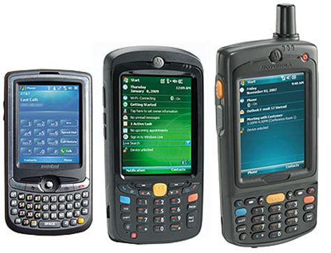 Desktop Motorolla Mc55 rugged review handhelds pdasmotorola mc55 series