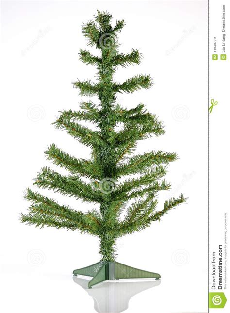 bare christmas tree royalty free stock images image